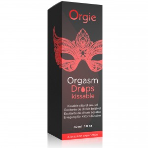 Orgasm Drops Kissable...