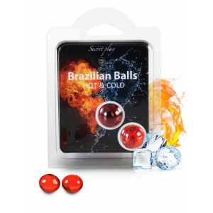 SET 2 BRAZILIAN BALLS HOT &...