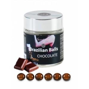 FRASCO 6 BRAZILIAN BALLS...